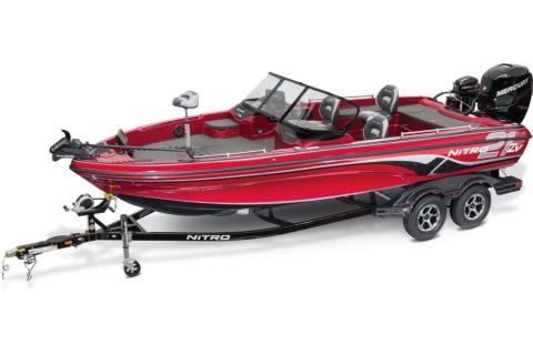 2016 Nitro ZV21 Performance Package in Appleton, Wisconsin