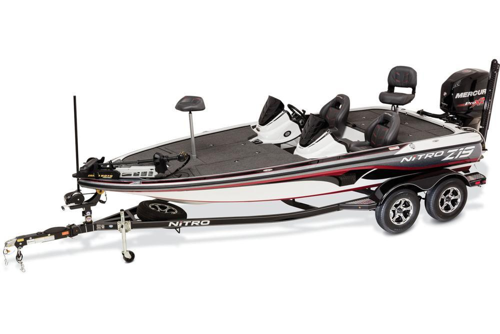 New 2017 Nitro Z19 Z-Pro High Performance Package Power Boats ...