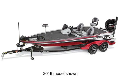 2017 Nitro Z20 Z-Pro High Performance in Gaylord, Michigan