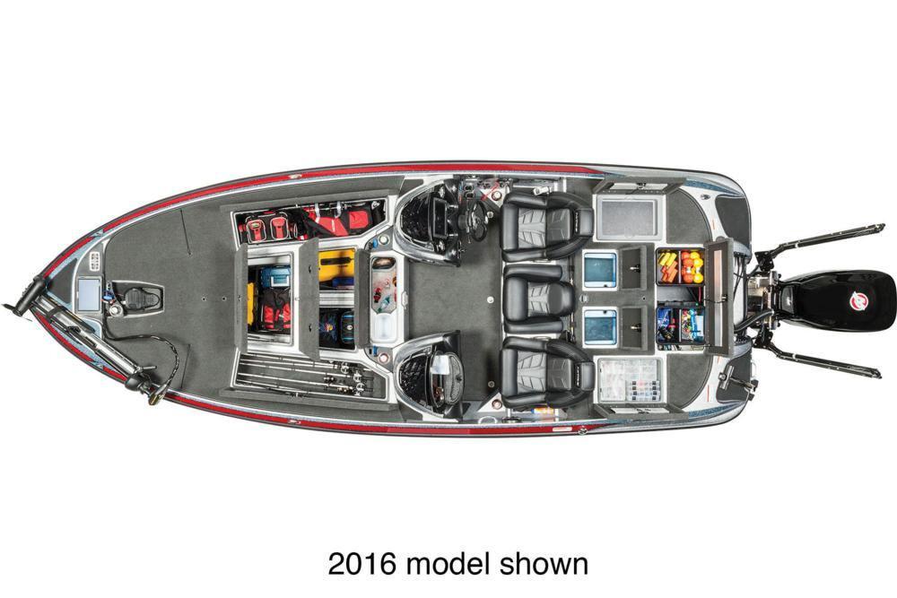 2017 Nitro Z21 in Gaylord, Michigan
