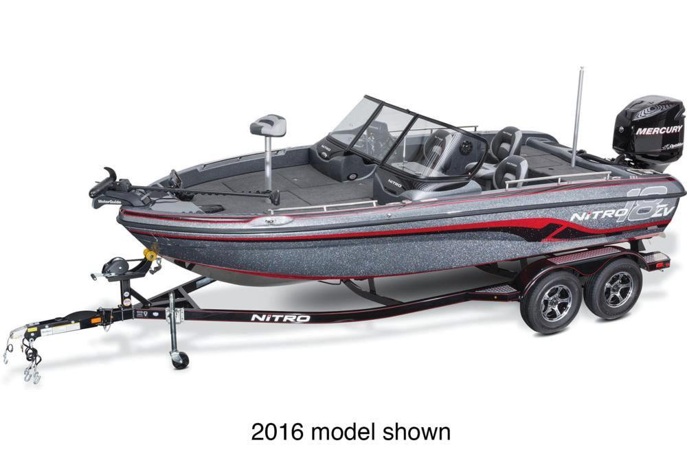 2017 Nitro ZV18 Z-Pro Package in Harriman, Tennessee