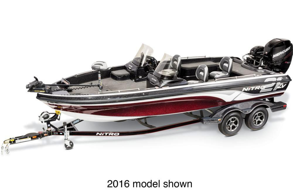 2017 Nitro ZV21 in Harriman, Tennessee
