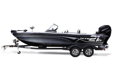 2017 Nitro ZV21 Z-PRO Package in Gaylord, Michigan