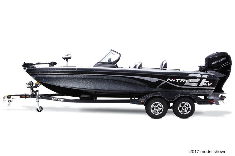 2018 Nitro ZV21 Z-PRO Package in Waco, Texas