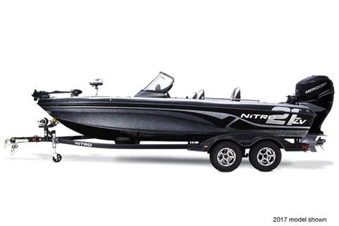 2018 Nitro ZV21 Z-PRO Package in Brunswick, Georgia