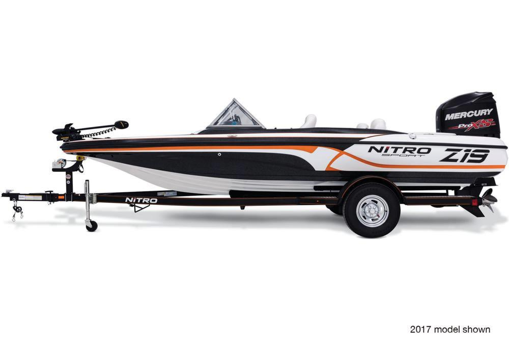 2018 Nitro Z19 Sport in Appleton, Wisconsin