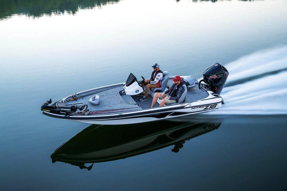 2019 Nitro Z18 in Appleton, Wisconsin