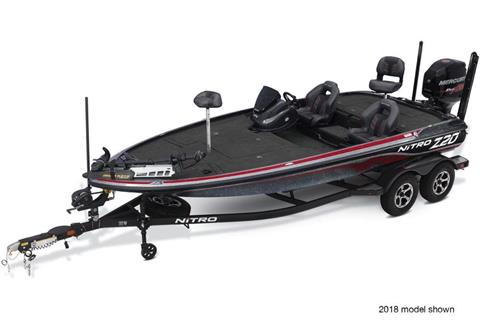 2019 Nitro Z20 Pro in Appleton, Wisconsin