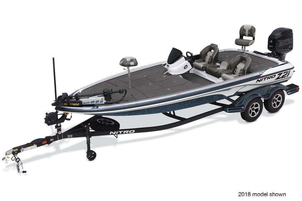 2019 Nitro Z21 in Appleton, Wisconsin