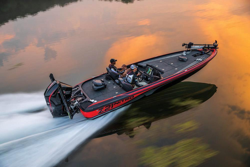 2019 Nitro Z21 Elite in Appleton, Wisconsin - Photo 9