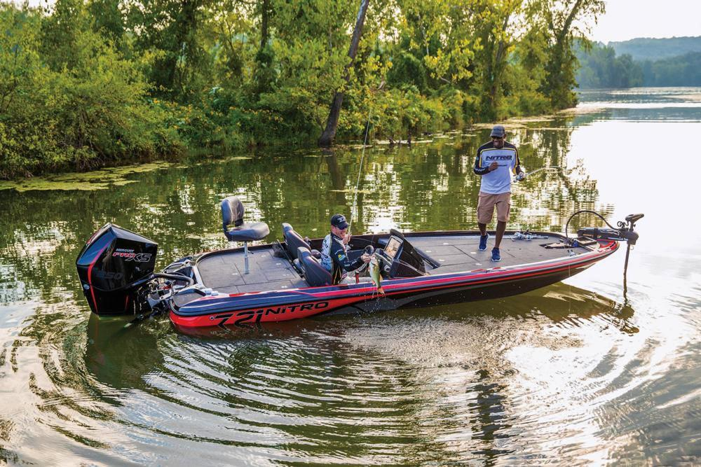 2019 Nitro Z21 Elite in Appleton, Wisconsin - Photo 10