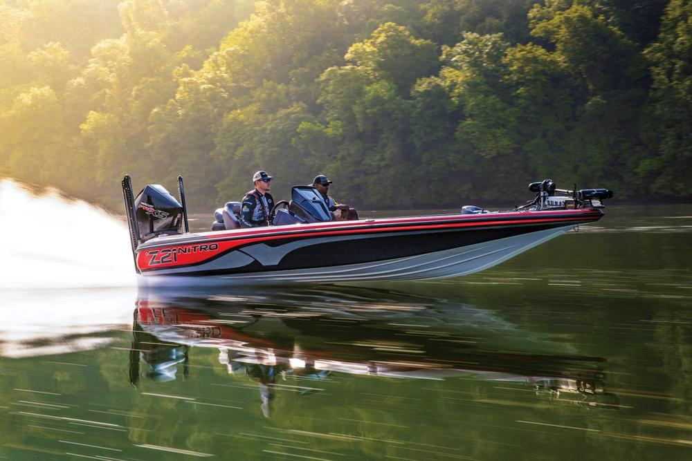2019 Nitro Z21 Elite in Appleton, Wisconsin - Photo 11