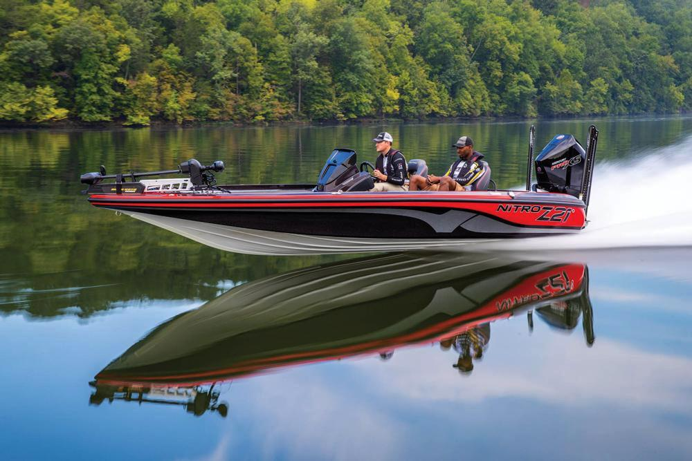 2019 Nitro Z21 Elite in Appleton, Wisconsin - Photo 12
