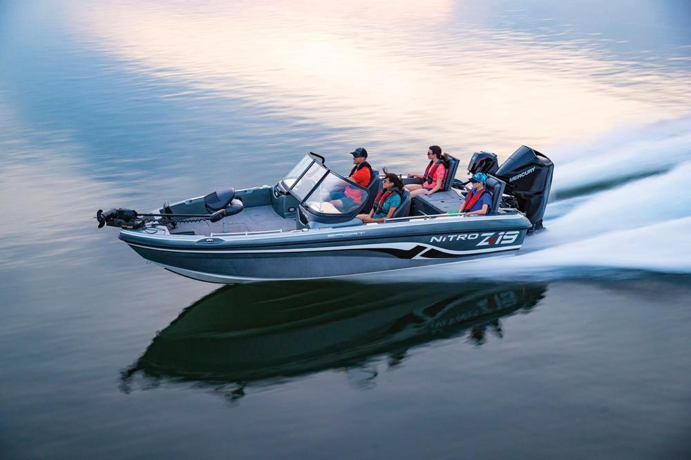 2019 Nitro ZV19 Sport in Waco, Texas - Photo 12