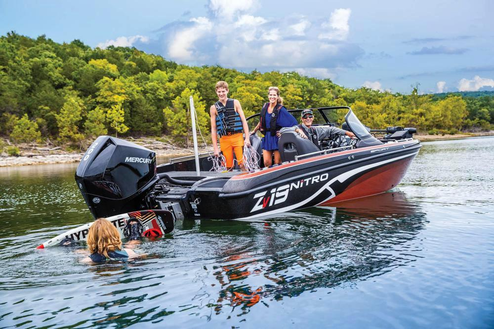 2019 Nitro ZV19 Sport in Appleton, Wisconsin - Photo 15