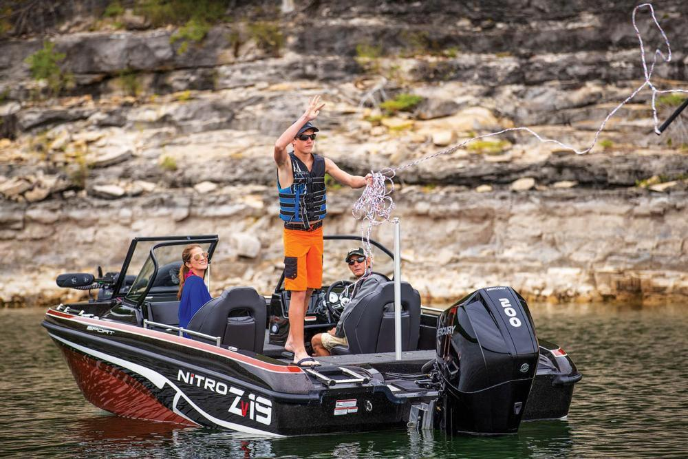 2019 Nitro ZV19 Sport in Appleton, Wisconsin - Photo 27