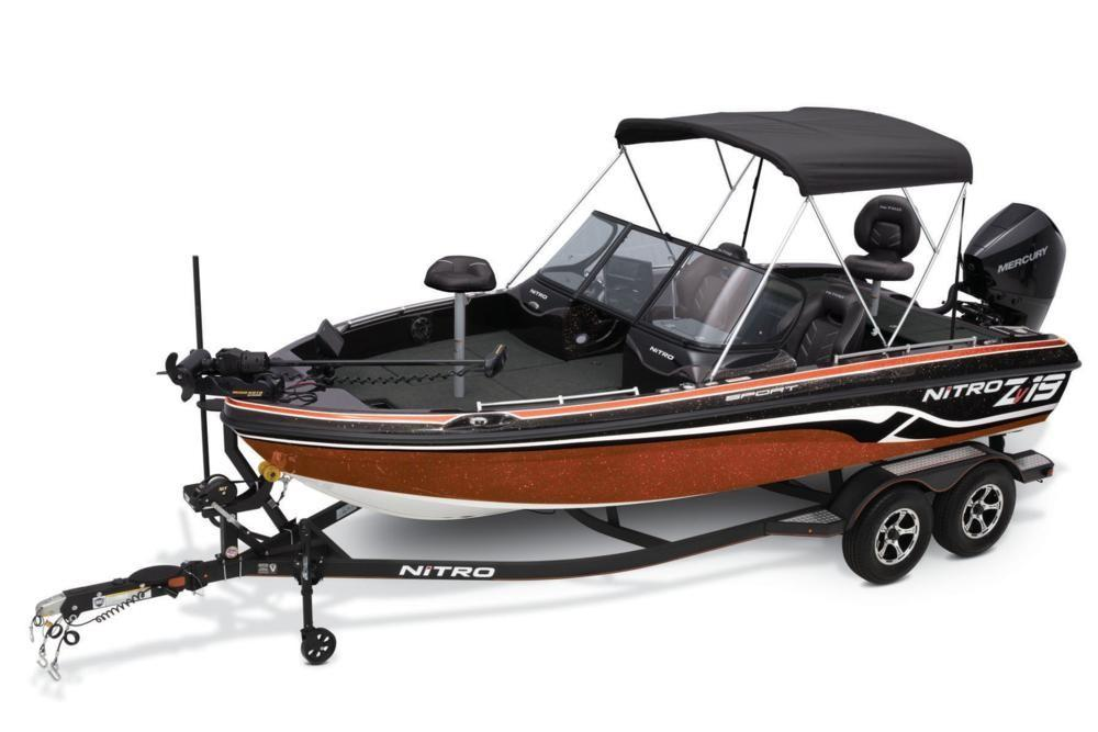 2019 Nitro ZV19 Sport Pro in Rapid City, South Dakota