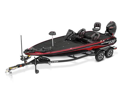 2020 Nitro Z20 in Appleton, Wisconsin