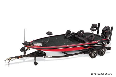 2020 Nitro Z21 Pro in Appleton, Wisconsin