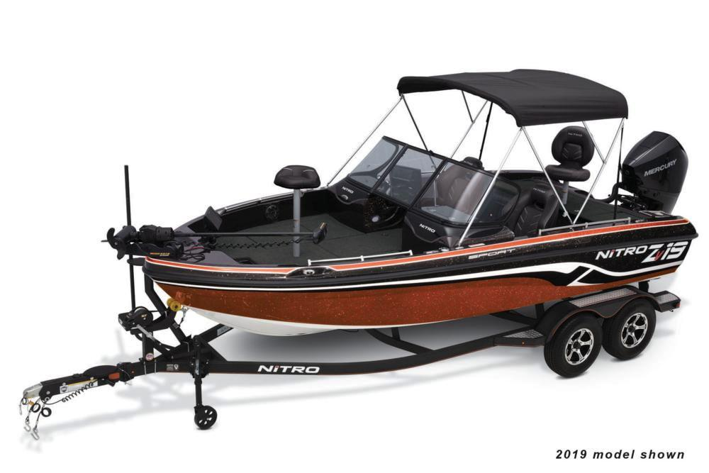 2020 Nitro ZV19 Sport Pro in Gaylord, Michigan - Photo 1