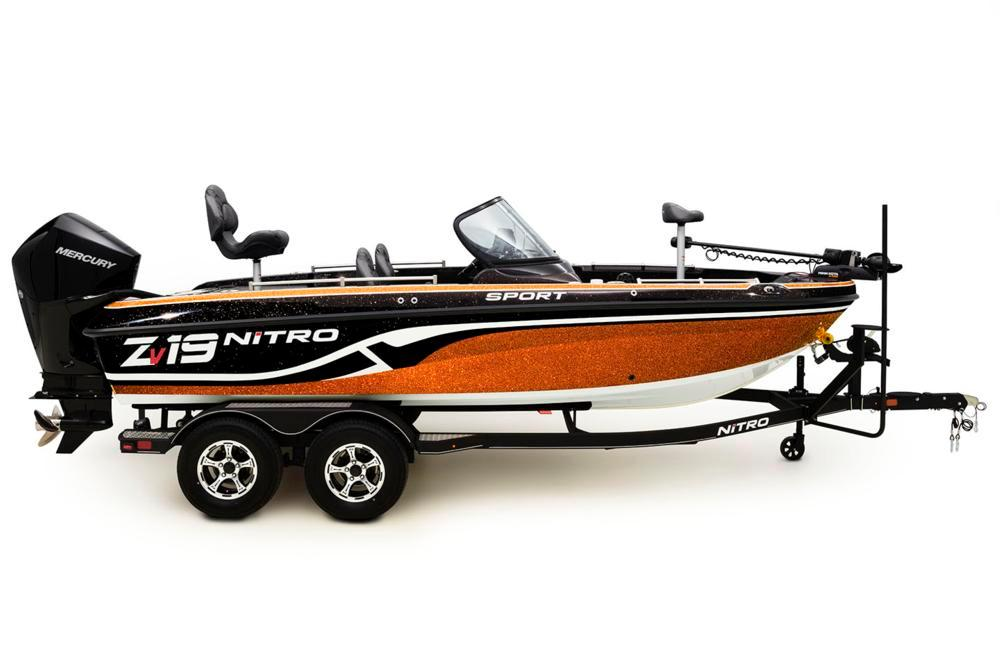 2021 Nitro ZV19 Sport Pro in Appleton, Wisconsin - Photo 2