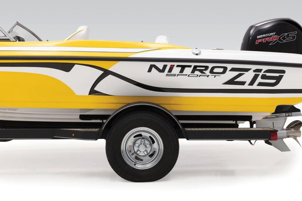 2021 Nitro Z19 Sport in Appleton, Wisconsin - Photo 23
