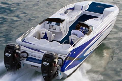 2017 Nordic Powerboats 29 Deck Boat OB in Madera, California