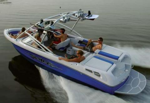 2007 Nautique Crossover 236 in Holiday, Florida