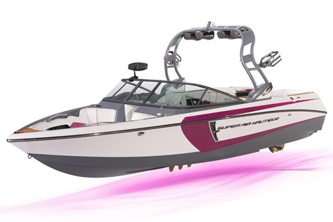 2015 Nautique Super Air Nautique 230 in Naples, Maine