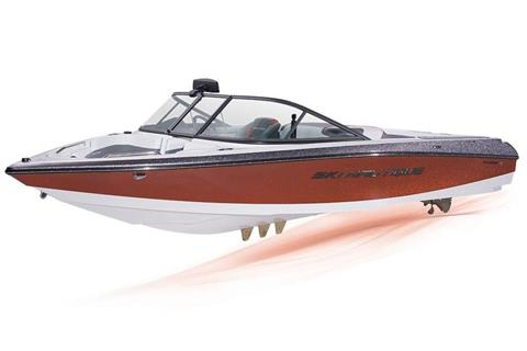 2016 Nautique Ski Nautique 200 Open Bow in Naples, Maine