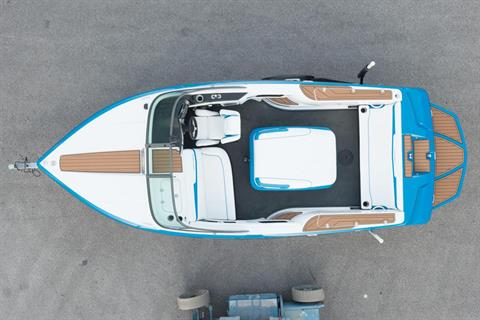 2017 Nautique Ski Nautique 200 Closed Bow in Naples, Maine