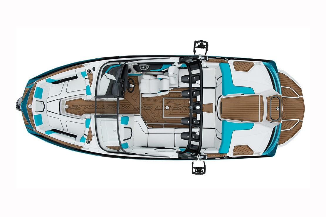 2017 Nautique Super Air Nautique G21 in Harriman, Tennessee