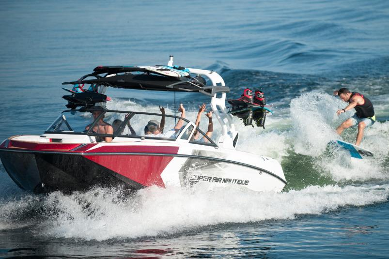 2017 Nautique Super Air Nautique G25 in Naples, Maine