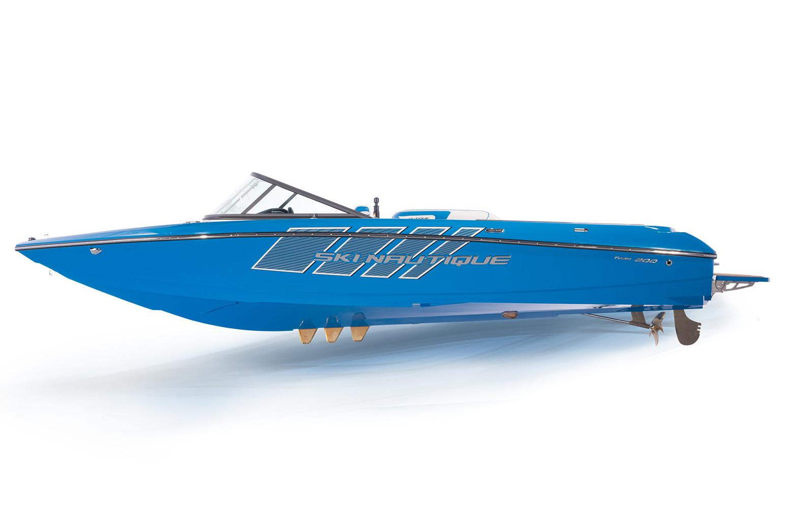 2018 Nautique Ski Nautique 200 Closed Bow in Speculator, New York