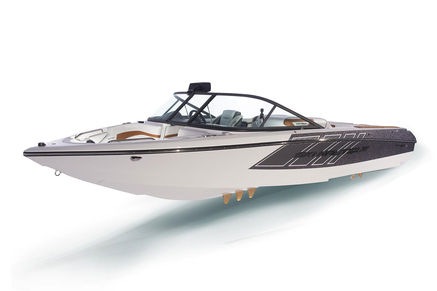 2018 Nautique Ski Nautique 200 Open Bow in Speculator, New York