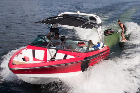 2018 Nautique Super Air Nautique 210 in Speculator, New York