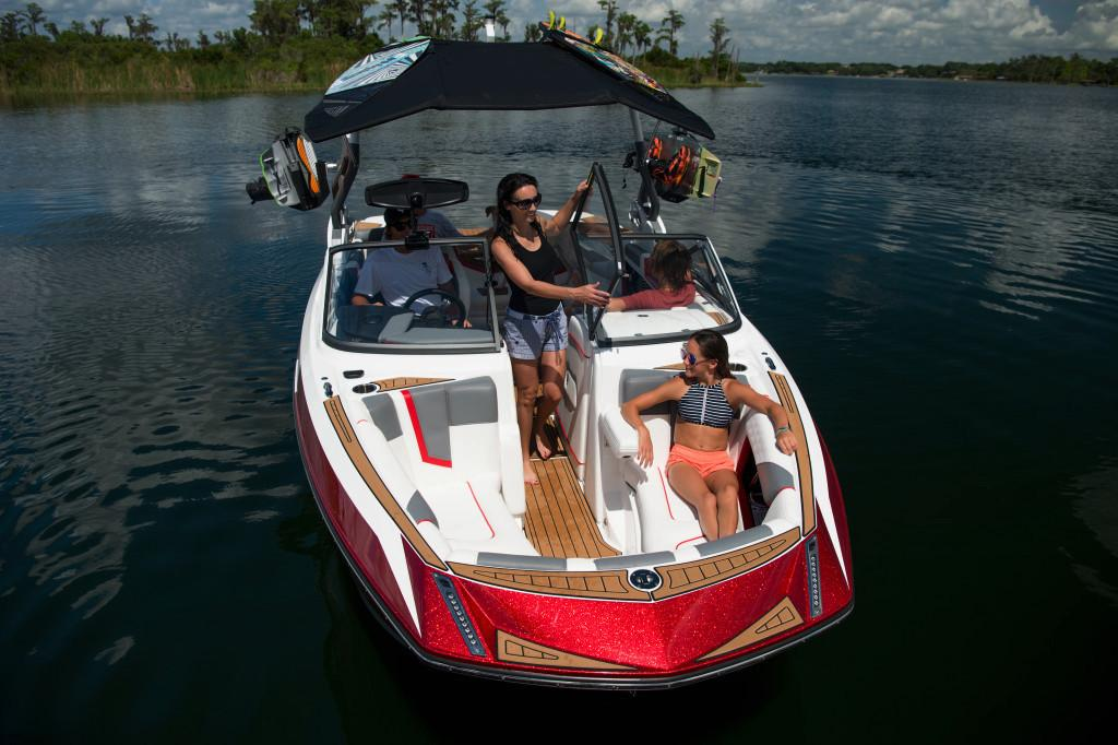 2018 Nautique Super Air Nautique G21 in Speculator, New York - Photo 1