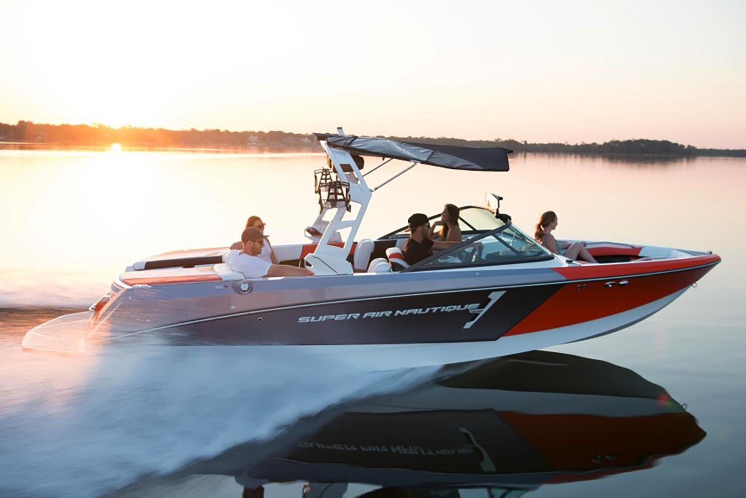 2019 Nautique Super Air Nautique 230 in Speculator, New York