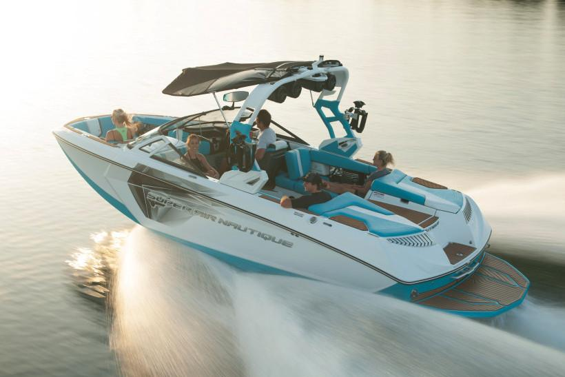 2019 Nautique Super Air Nautique G23 in Speculator, New York