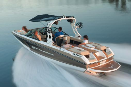 2019 Nautique Super Air Nautique GS22 in Speculator, New York