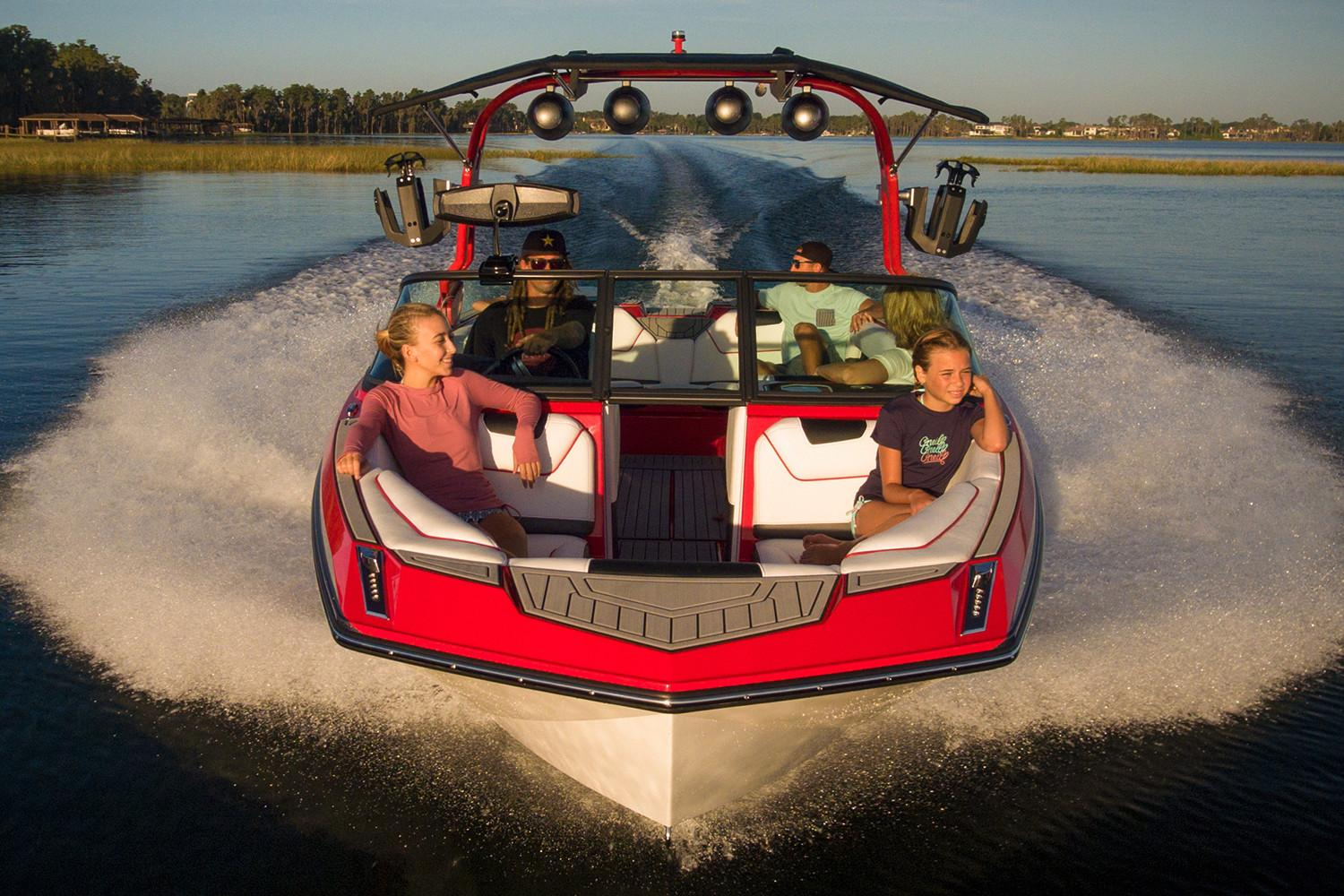 2019 Nautique Super Air Nautique GS24 in Wilmington, Illinois - Photo 4