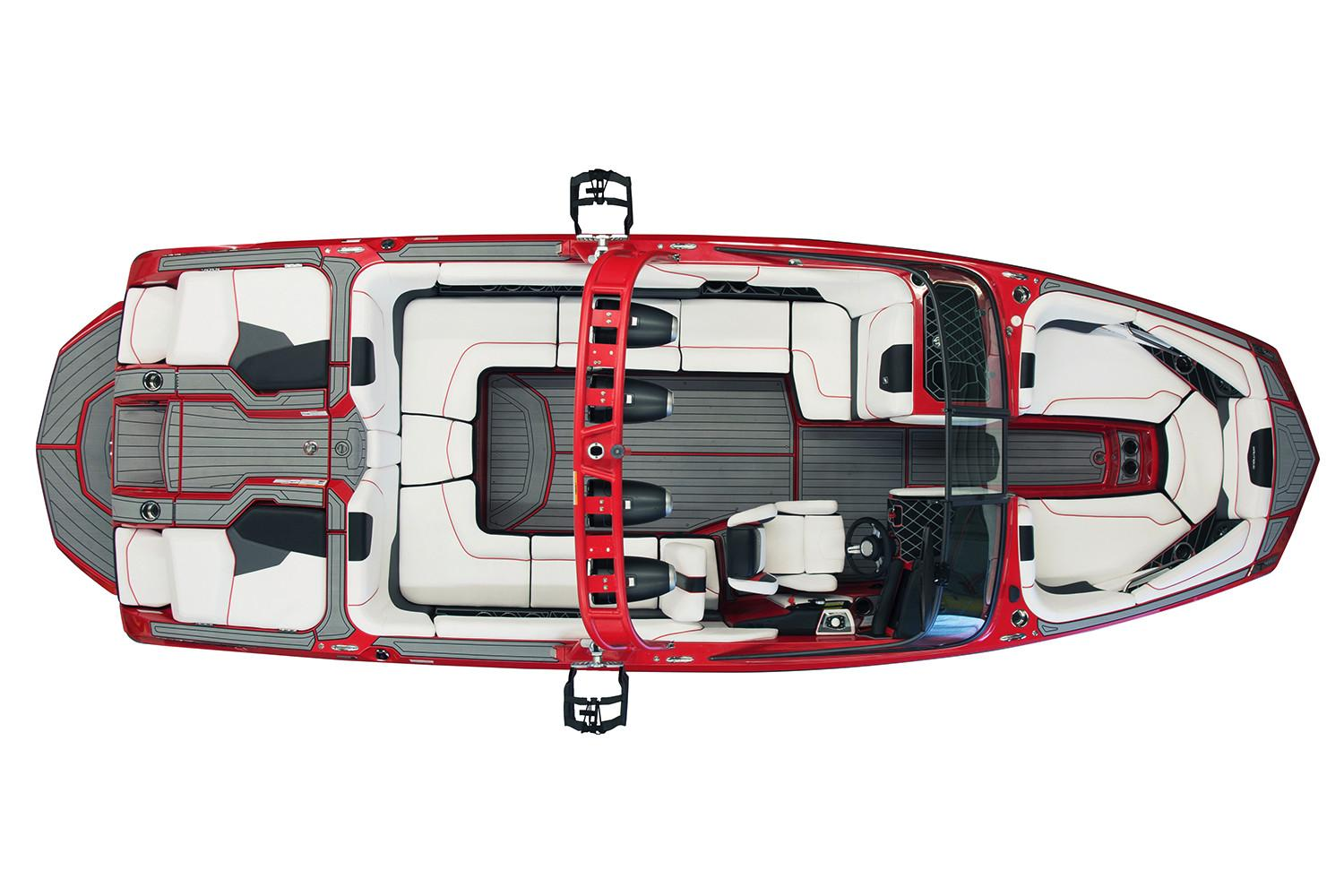 2019 Nautique Super Air Nautique GS24 in Wilmington, Illinois - Photo 7
