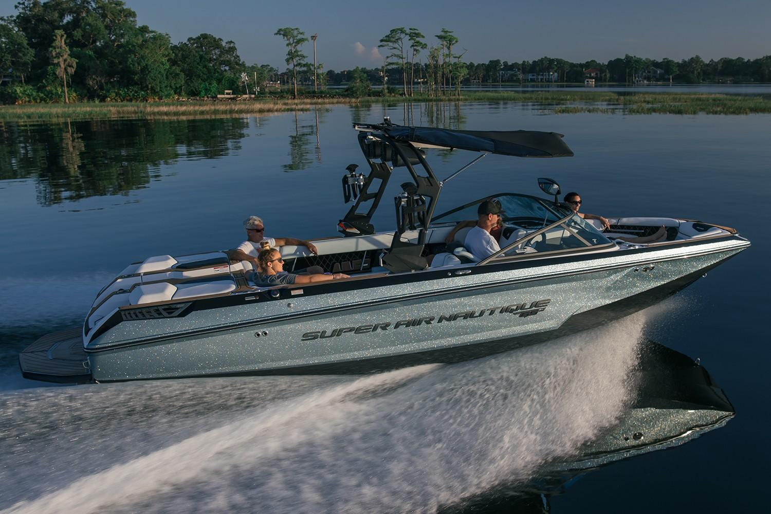 2019 Nautique Super Air Nautique GS24 in Wilmington, Illinois - Photo 2