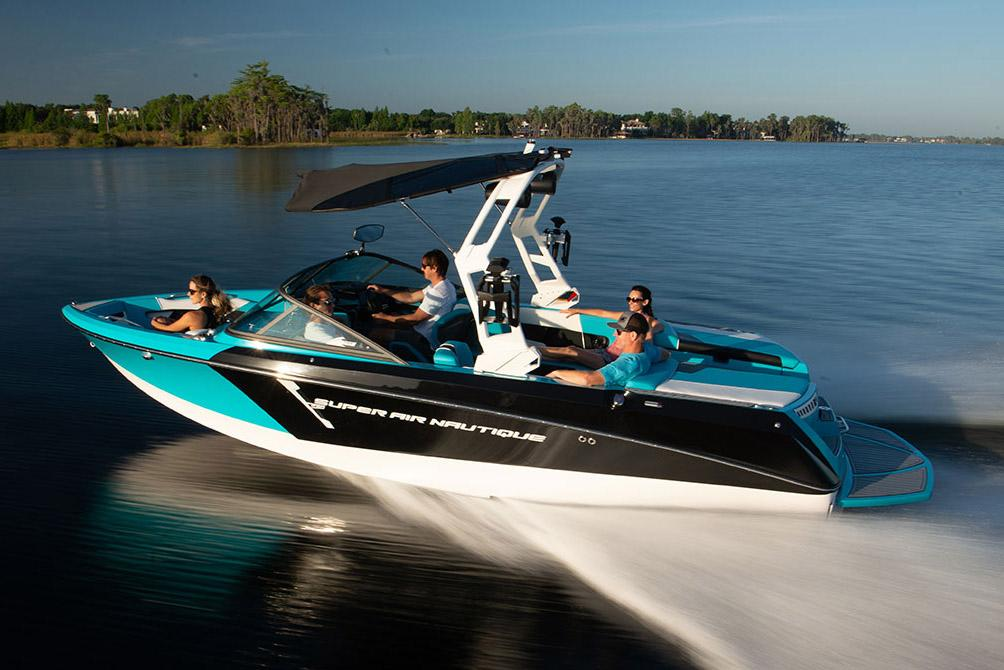 2021 Nautique Super Air Nautique 230 in Santa Rosa, California - Photo 2