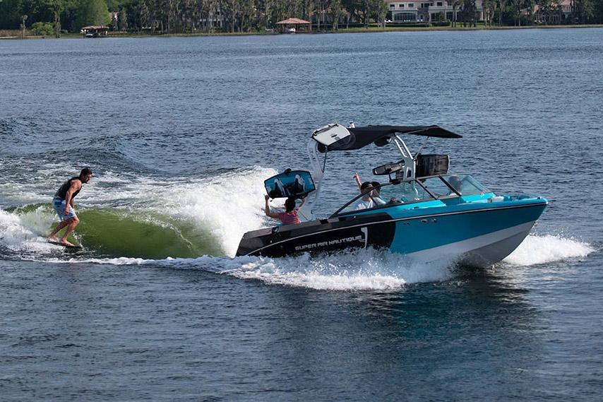 2021 Nautique Super Air Nautique 230 in Santa Rosa, California - Photo 3