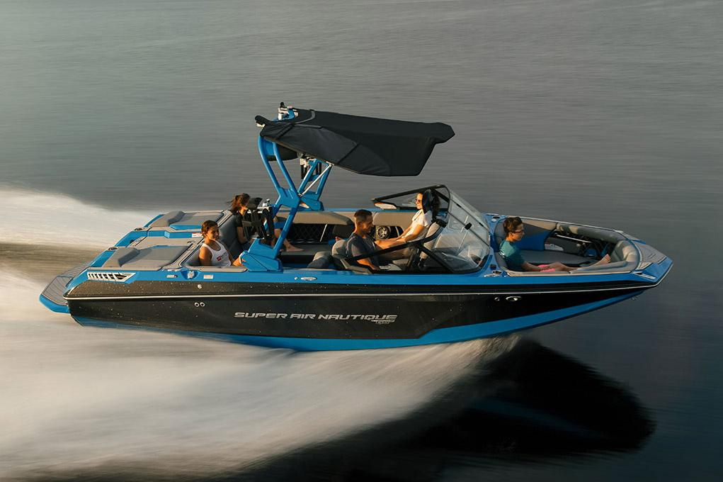 2021 Nautique Super Air Nautique GS22 in Santa Rosa, California - Photo 1