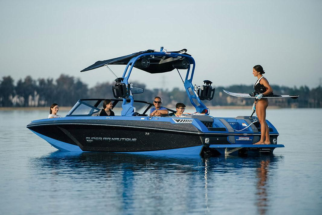2021 Nautique Super Air Nautique GS22 in Santa Rosa, California - Photo 6