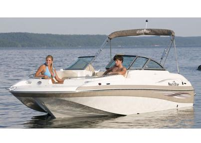 2011 NauticStar 232DC Sport Deck in Naples, Maine
