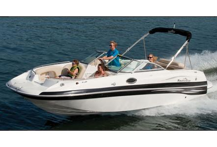 2011 NauticStar 252SL Sport Deck in Naples, Maine