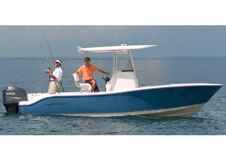 2011 NauticStar 2200XS Offshore in Naples, Maine